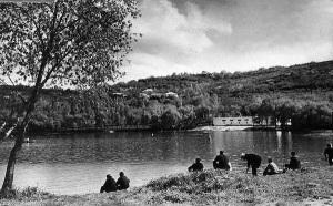 Lacul Valea Morilor anii 50