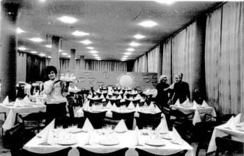 "Restaurant ""Noroc"" 1967. Foto Old Chisinau"